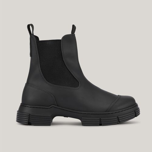 Ganni Recycled Rubber City Boot