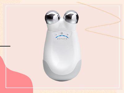 nuface microcurrent facial device