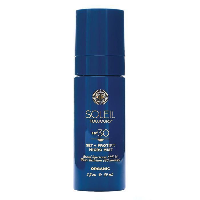 Soleil Toujours Organic Set and Protect Micro Mist SPF 30
