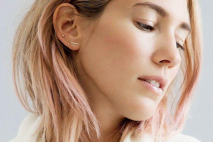 Skinny earrings