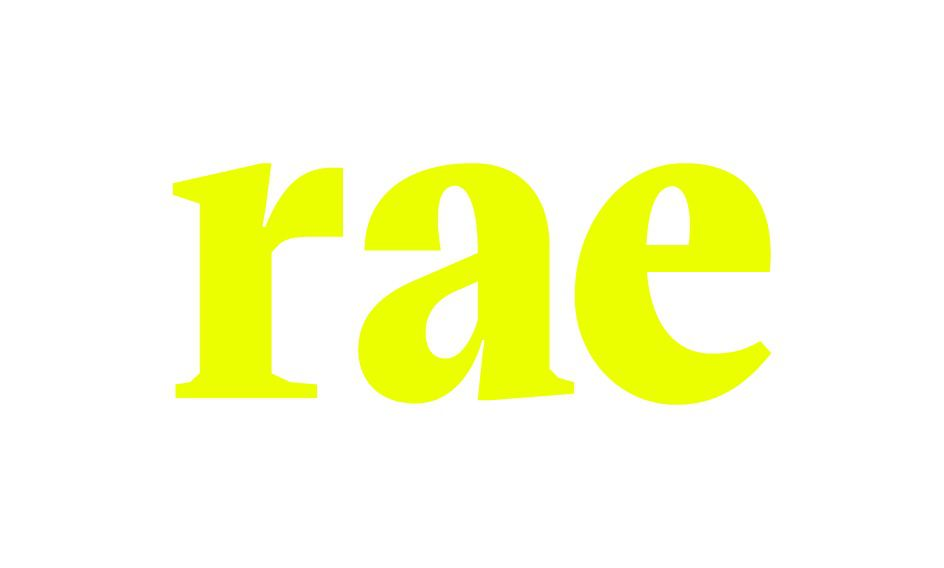 Rae Wellness Logo