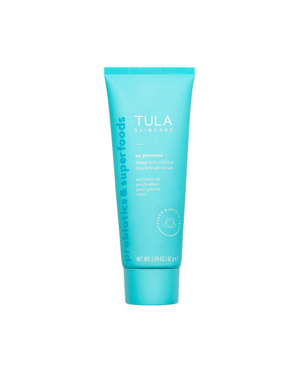Tula Deep Exfoliating Blackhead Scrub