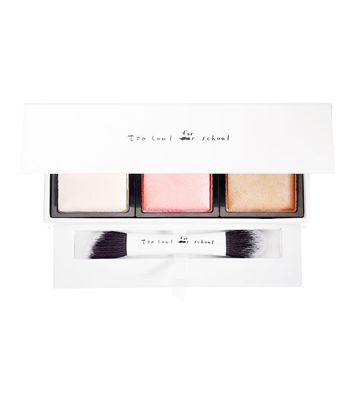 too cool for school multiface palette - best highlight and contour kits