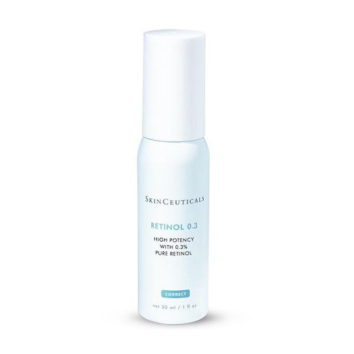 hyperpigmentation on face: Skinceuticals Retinol 0.3
