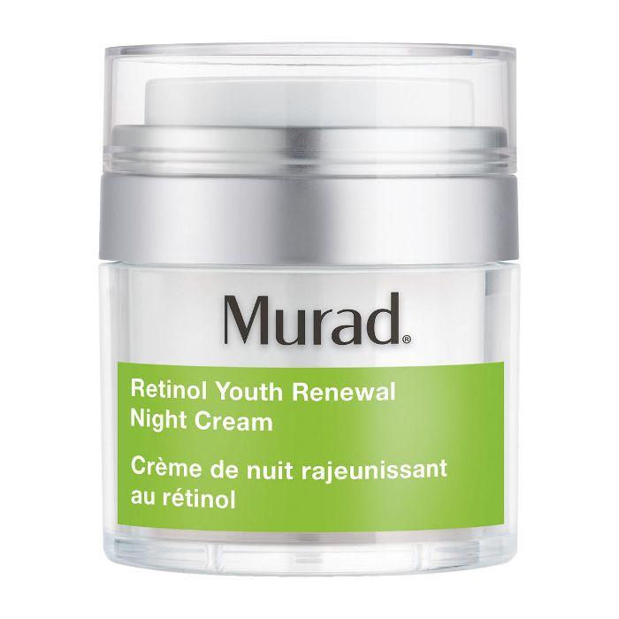 best retinol cream: Murad Retinol Youth Renewal Night Cream