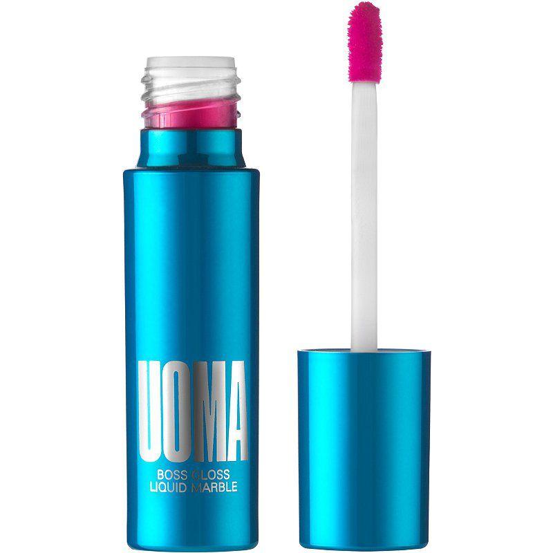 Uoma Beauty Boss Gloss Liquid Marble