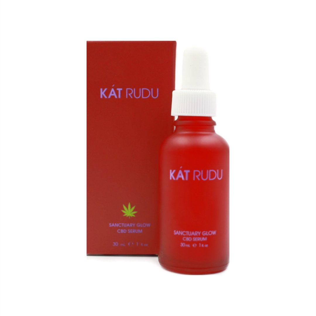 Kat Rudu Sanctuary Glow Hemp Serum