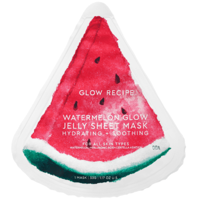 Watermelon Glow Jelly Sheet Mask 1.17 oz/ 33 g