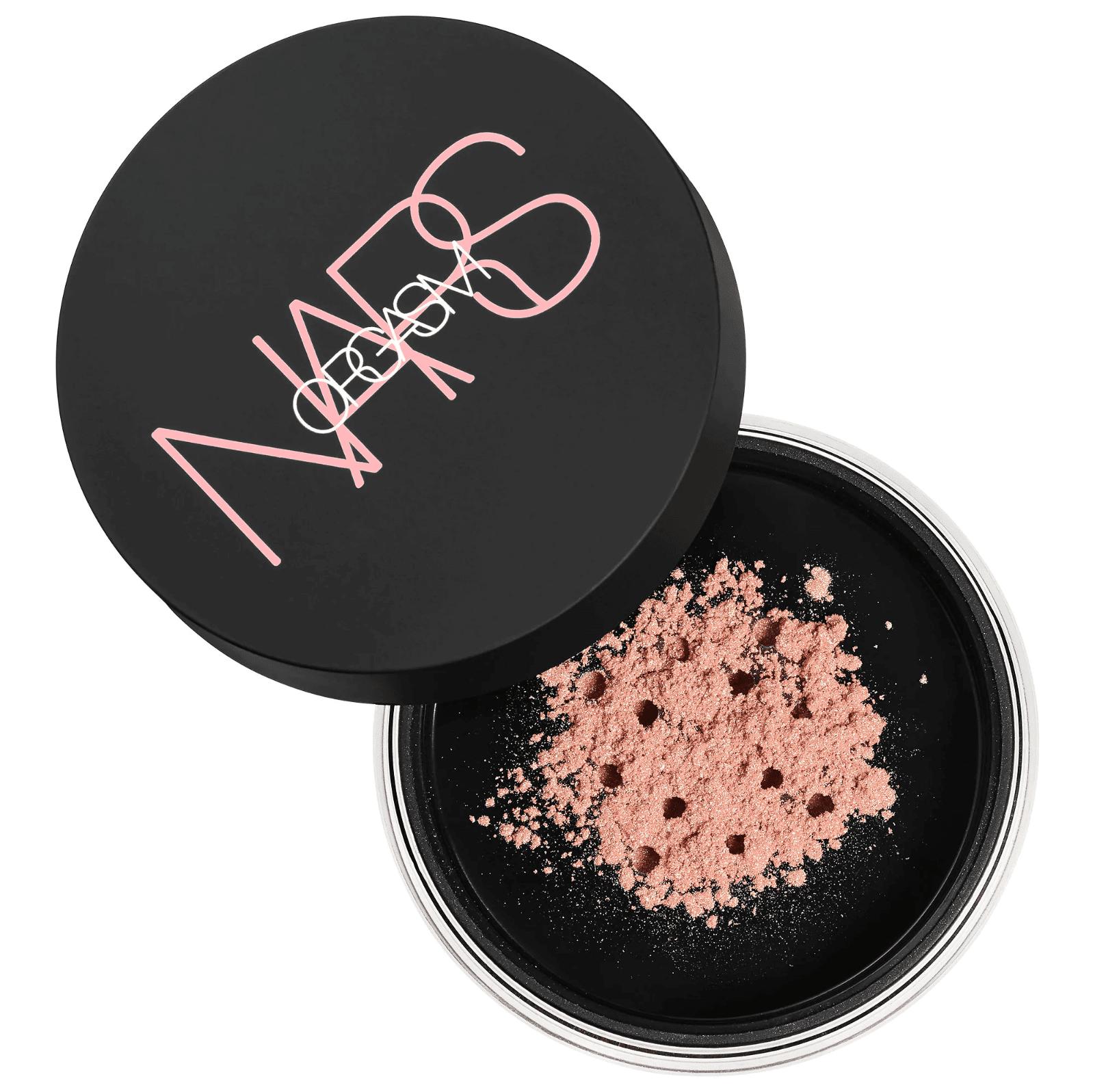 nars orgasm loose powder