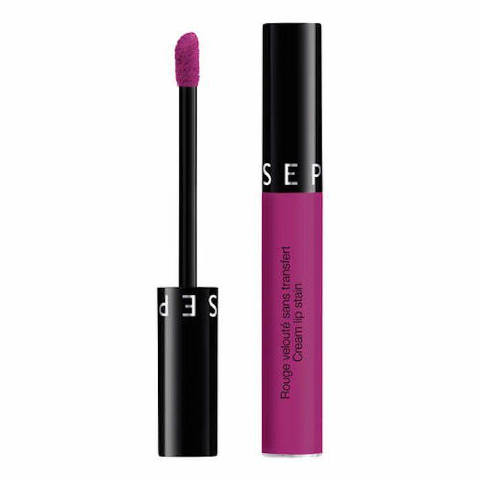 Cream Lip Stain Liquid Lipstick 41 Vintage Rosewood 0.169 oz/ 5 mL