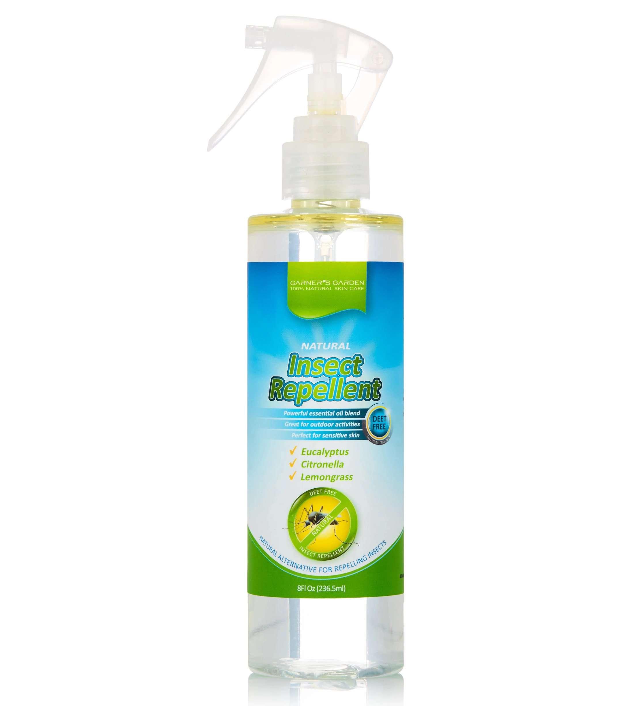 Garner's Garden DEET Free Bug Spray