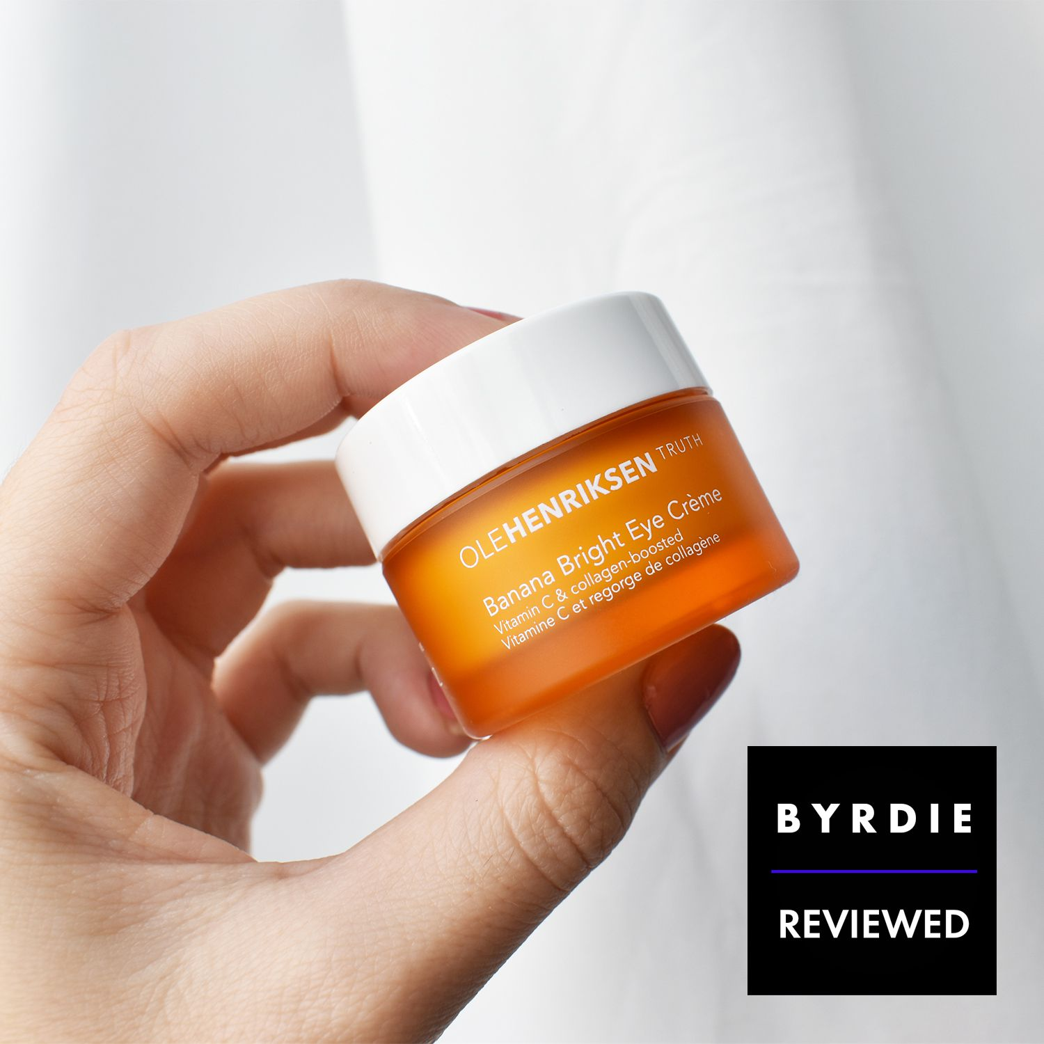 Ole Henriksen S Banana Bright Eye Creme Review