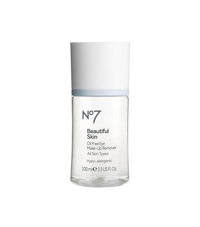 No7 Beautiful Skin Oil Free Eye Make-Up Remover