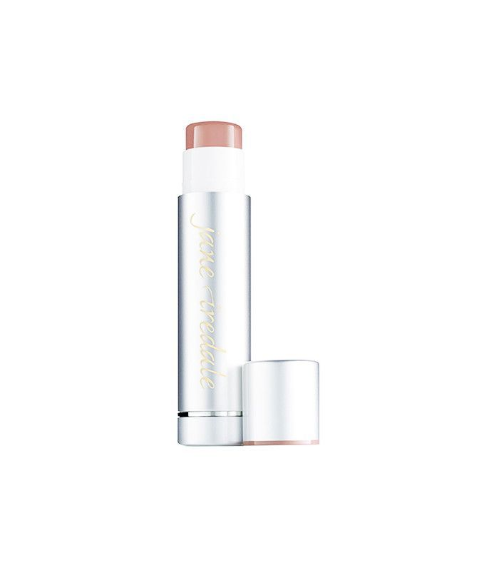 jane iredale lip drink lip balm - makeup with spf