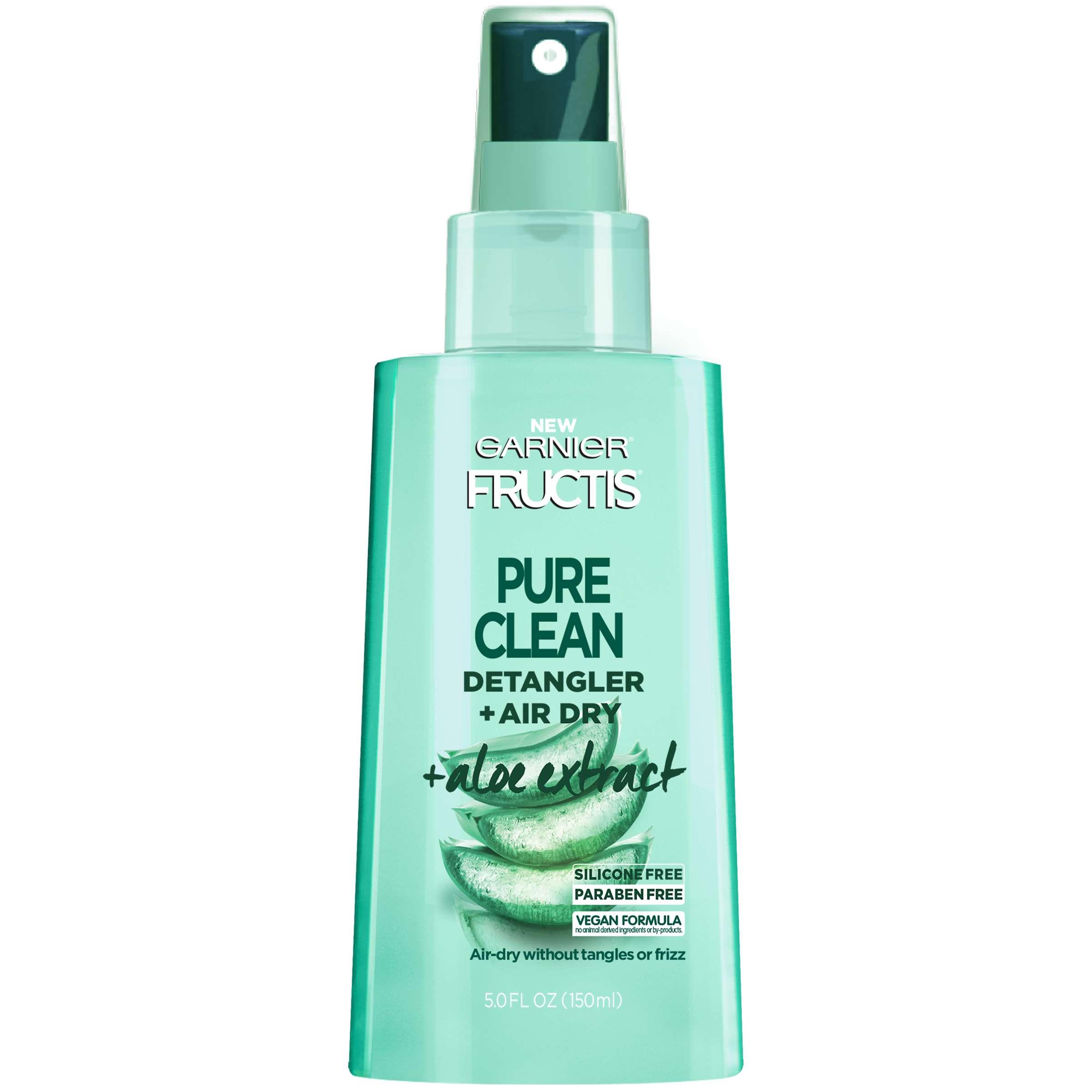 Garnier Fructis Pure Clean Detangler + Air Dry