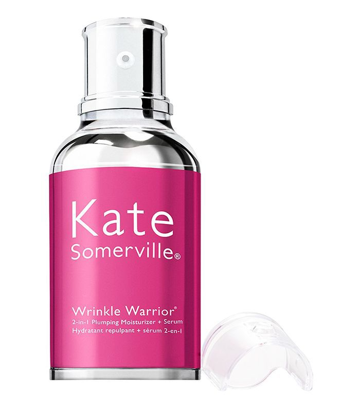 Best new face serum: Kate Somerville Wrinkle Warrior