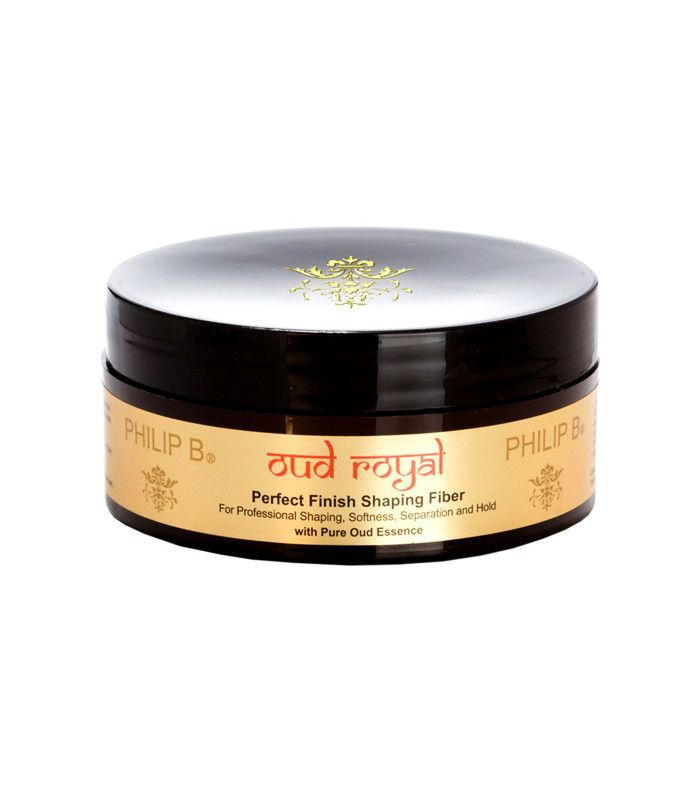 Beauty tips from men: Philip B Oud Royal Perfect Finish Shaping Fiber