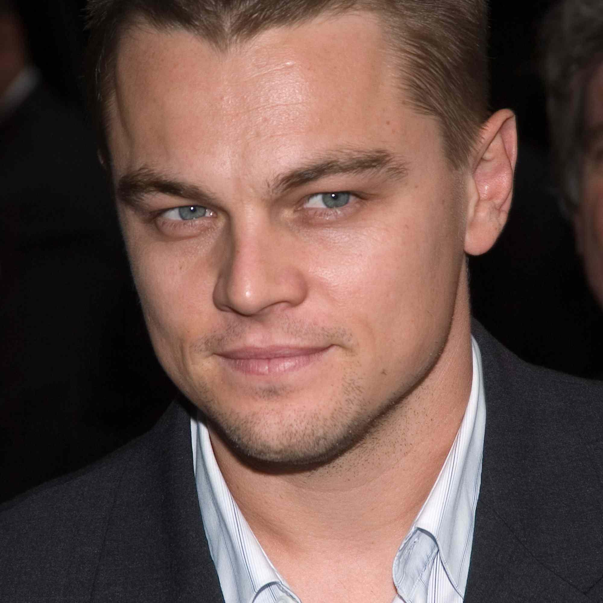 Leonardo DiCaprio Hair 2005