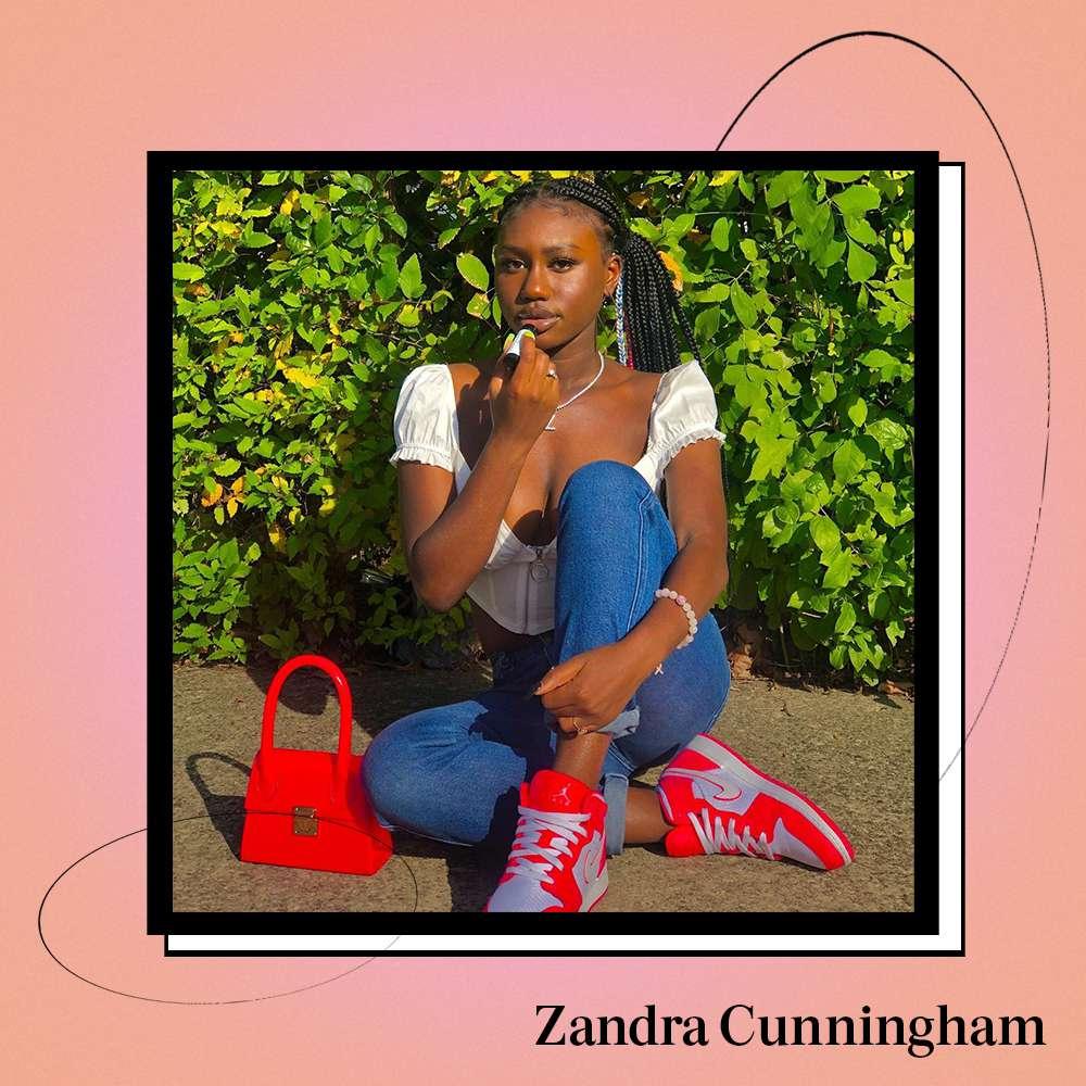 Zandra Cunningham, Founder of Zandra Beauty
