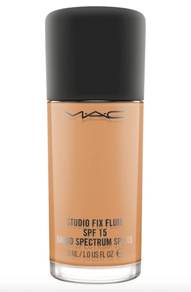 MAC Studio Fix Fluid SPF 15 Foundation