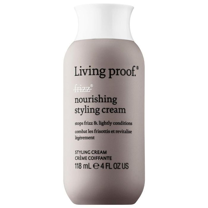 No Frizz Nourishing Styling Cream 4 oz/ 118 mL