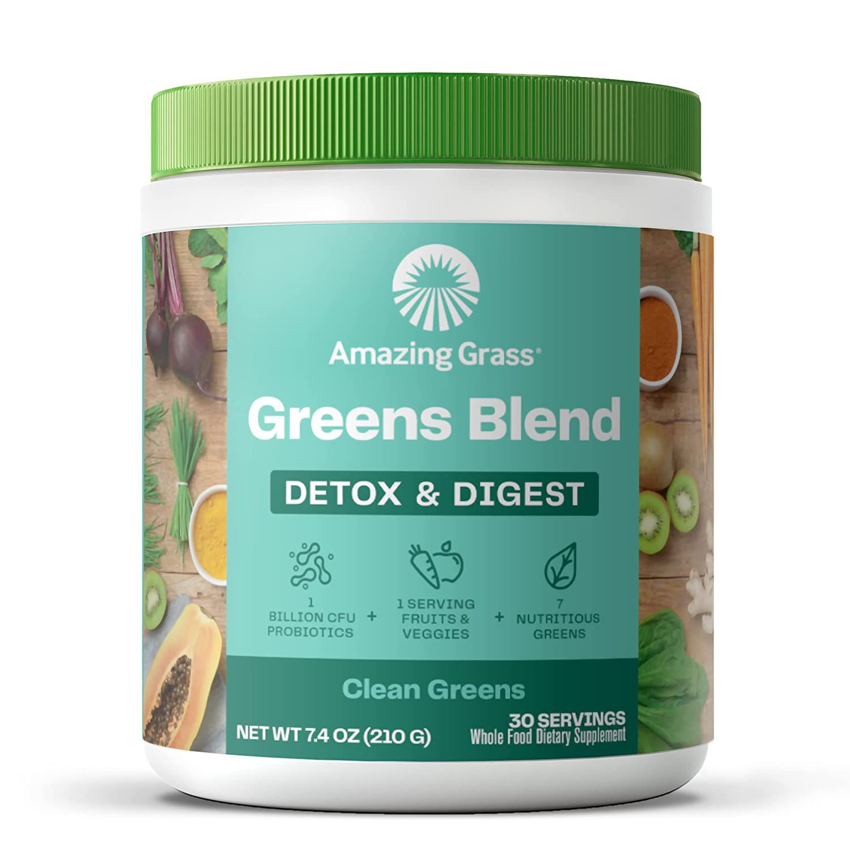 Amazing Grass Greens Superfood Detox