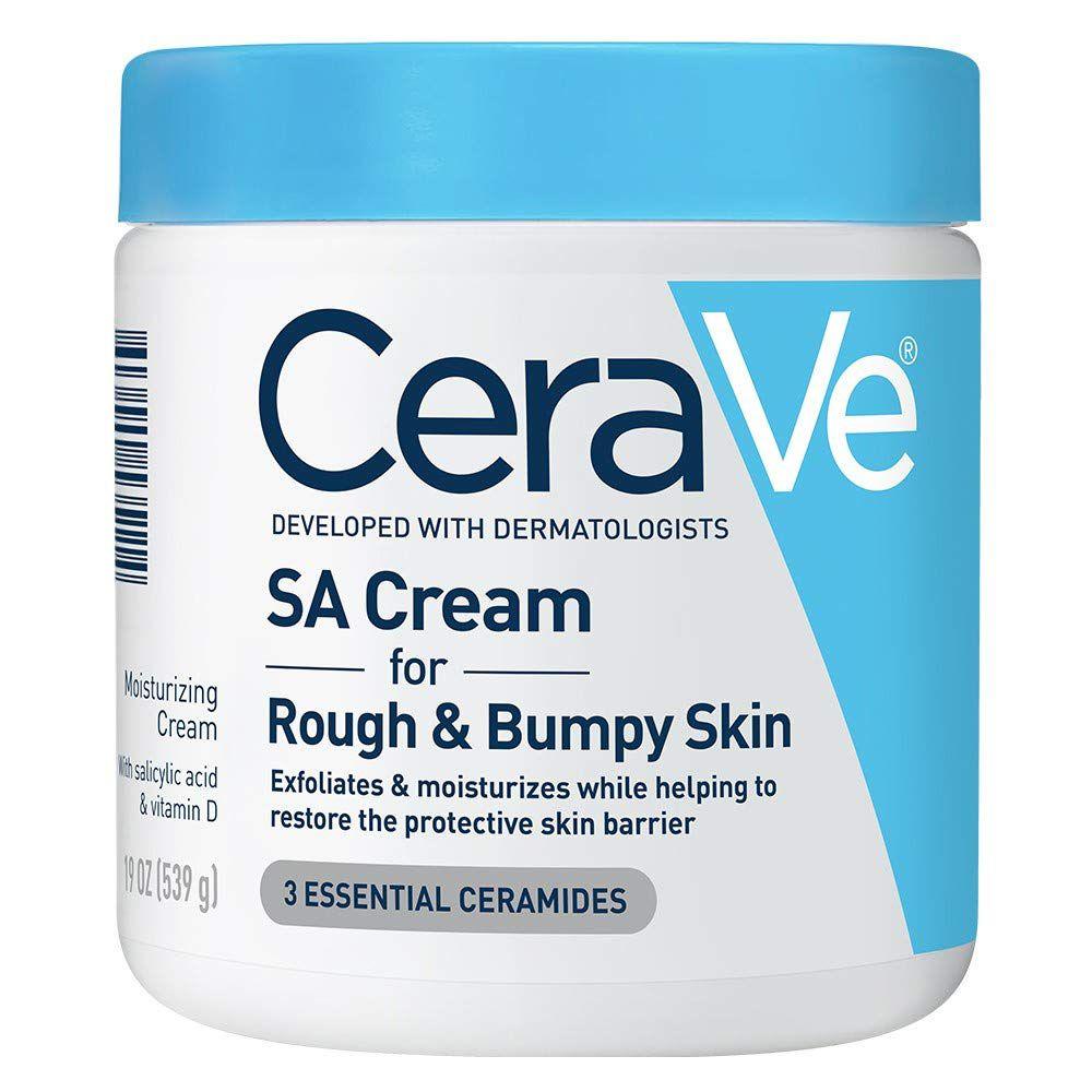 CeraVe SA Cream for Rough and Bumpy Skin
