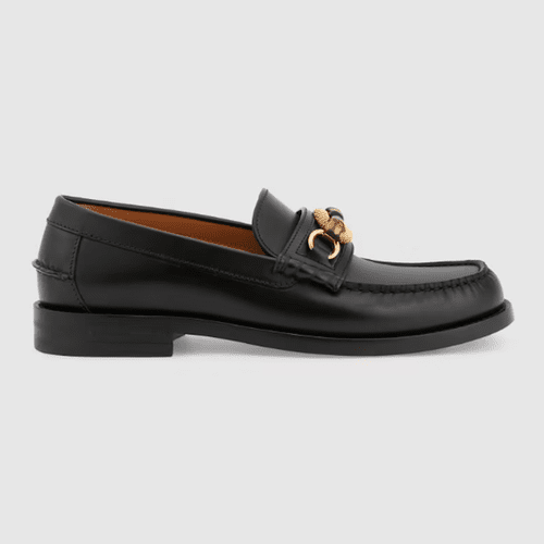 Gucci Loafer With Bamboo Horsebit