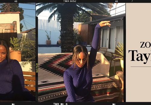 Zoom Date with Taylour Paige