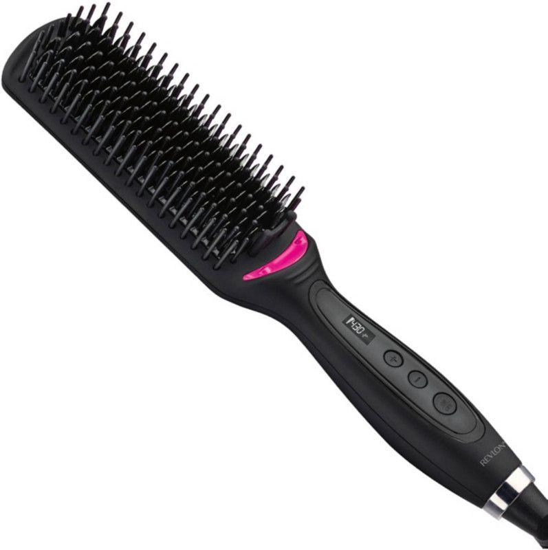 Revlon Salon One Step XL Straightening Heated Hair Brush