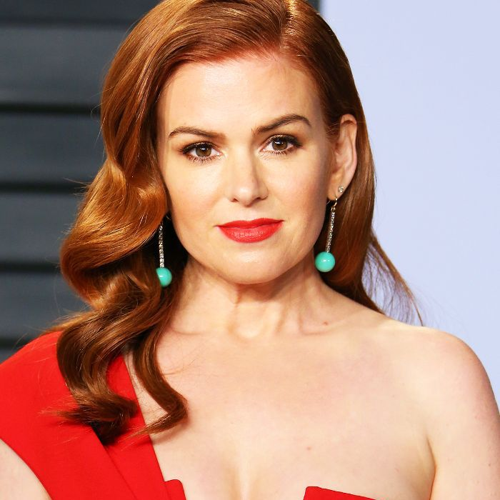 Copper Hair Colors - Isla Fisher