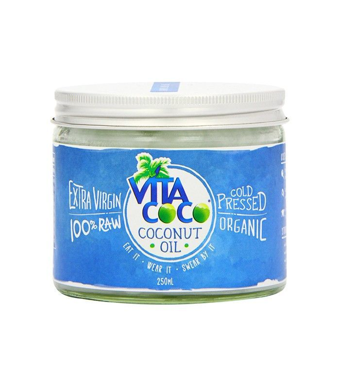 how to get rid of split ends: Vita Coco Coconut Oil