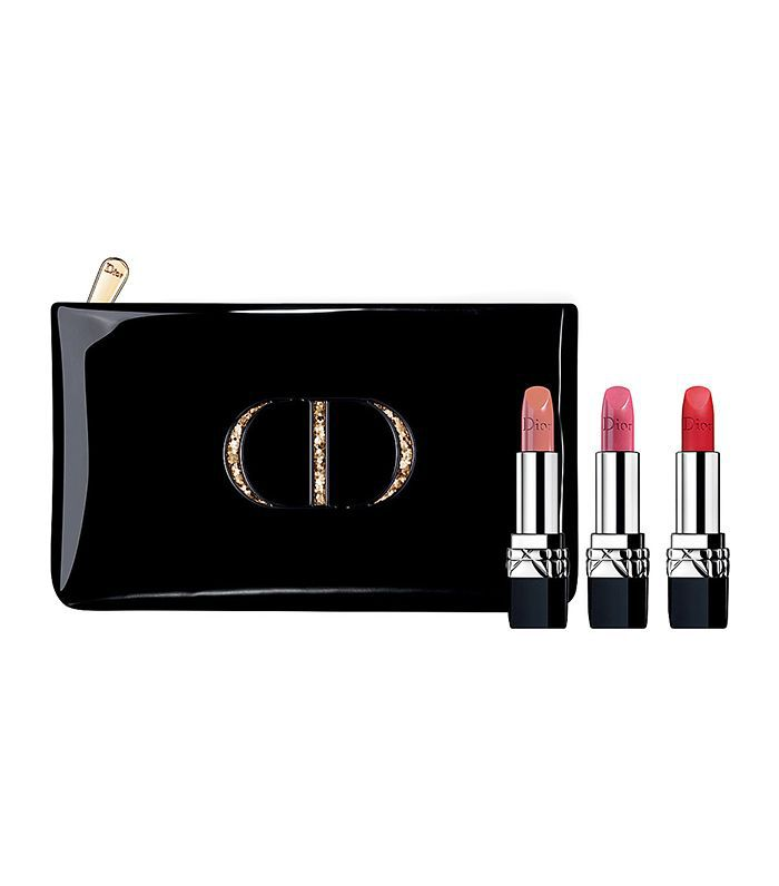 Lipstick gift sets: Dior Couture Collection Rouge Dior Colour Lipstick Trio