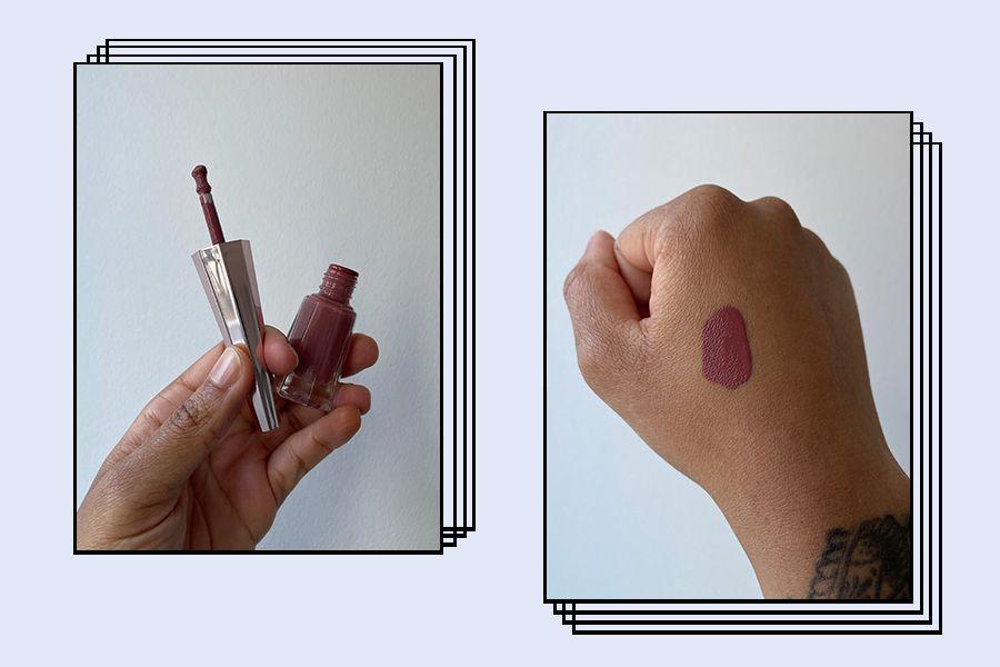 Fenty Beauty Stunna Lip Paint Texture and Applicator