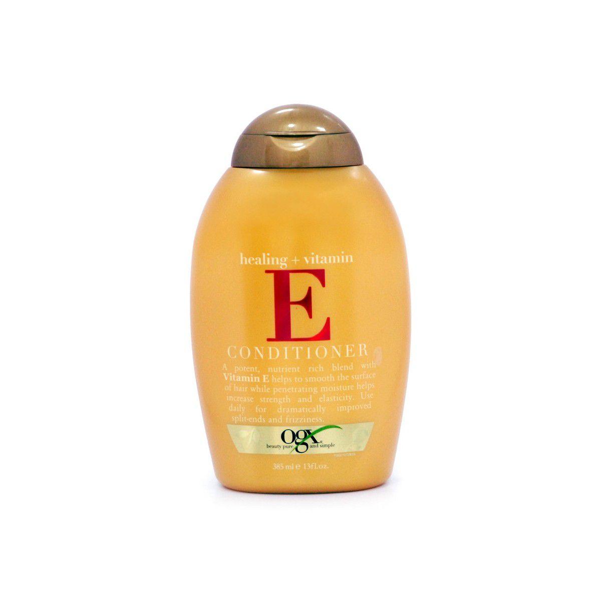 vitamin e ogx conditioner