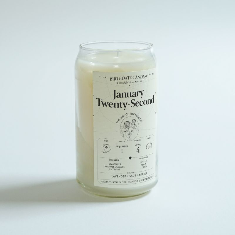 Birthdate Co, Candle