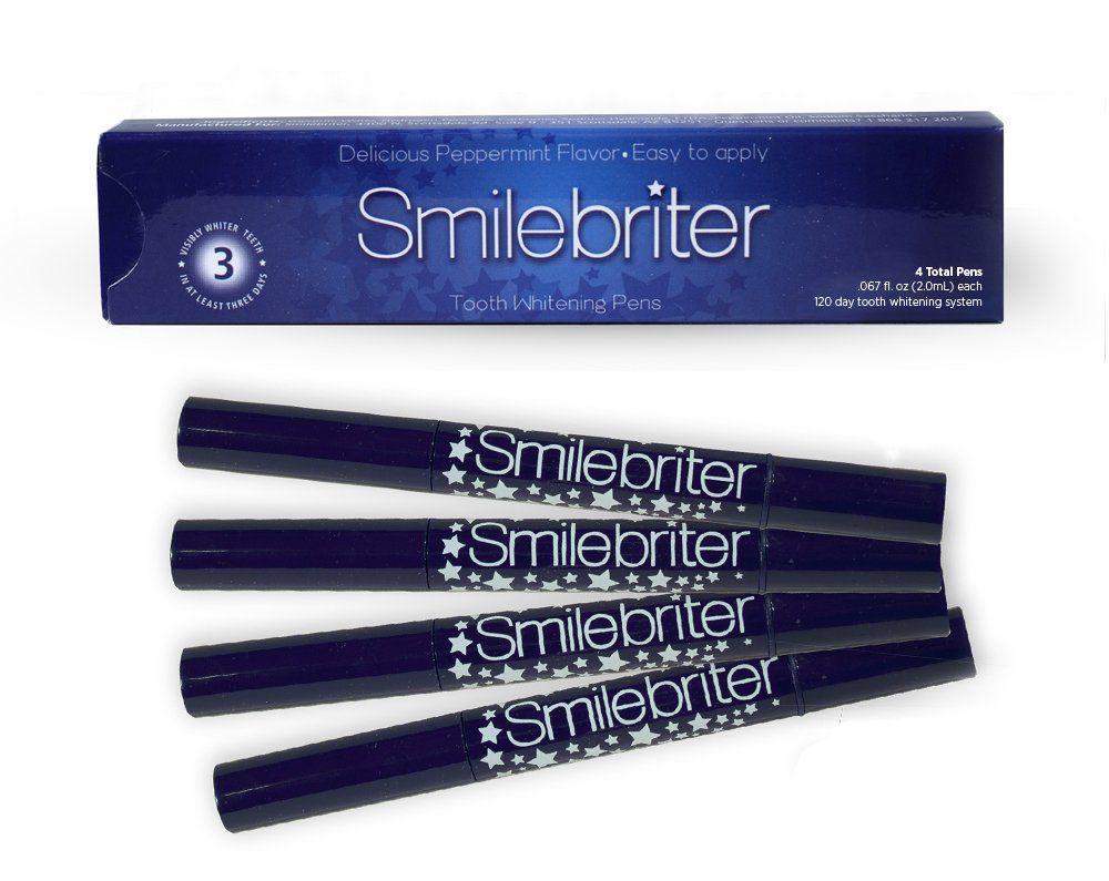 Smilebriter Teeth Whitening Gel Pens