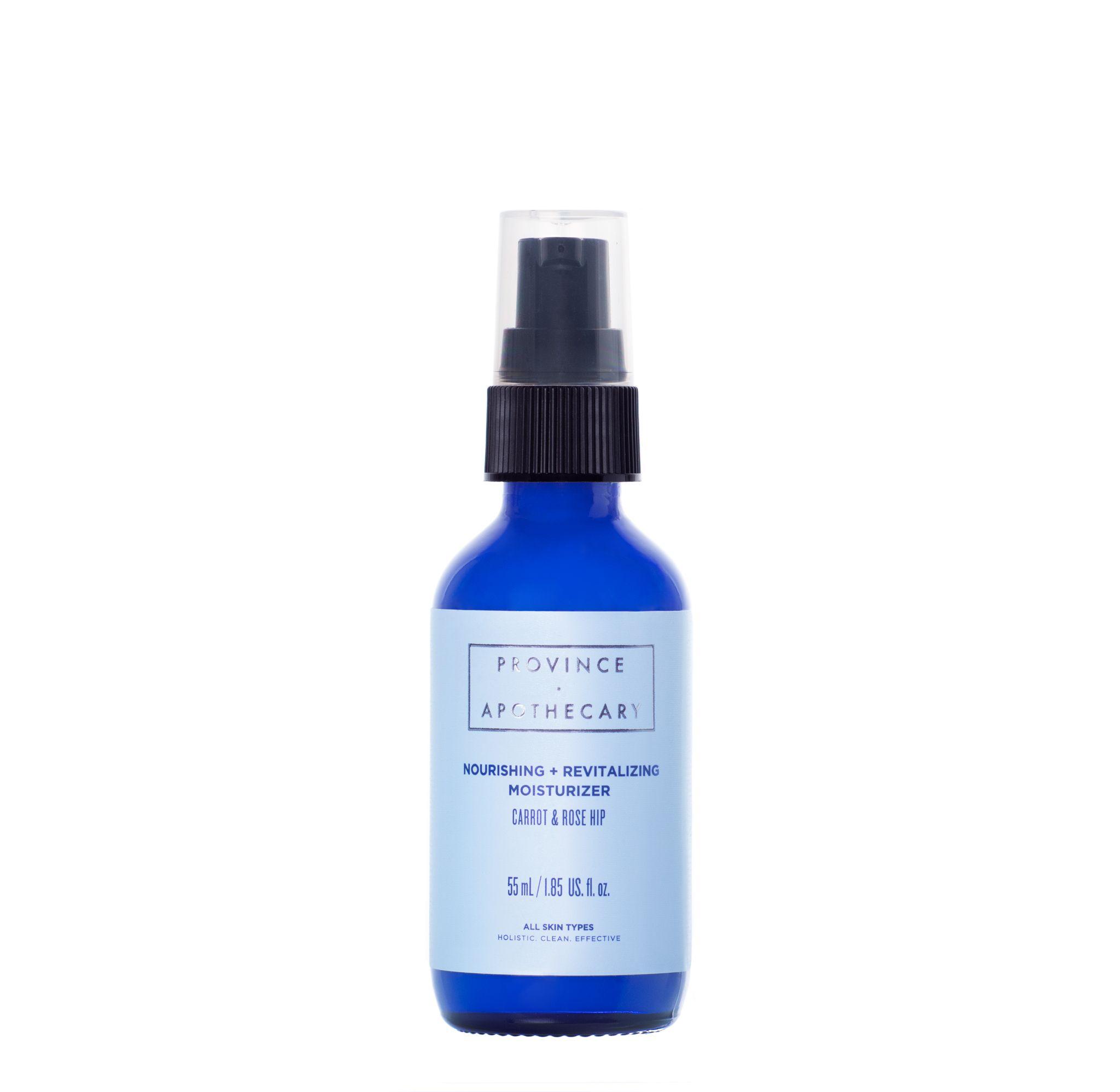 Nourishing + Revitalizing moisturizer