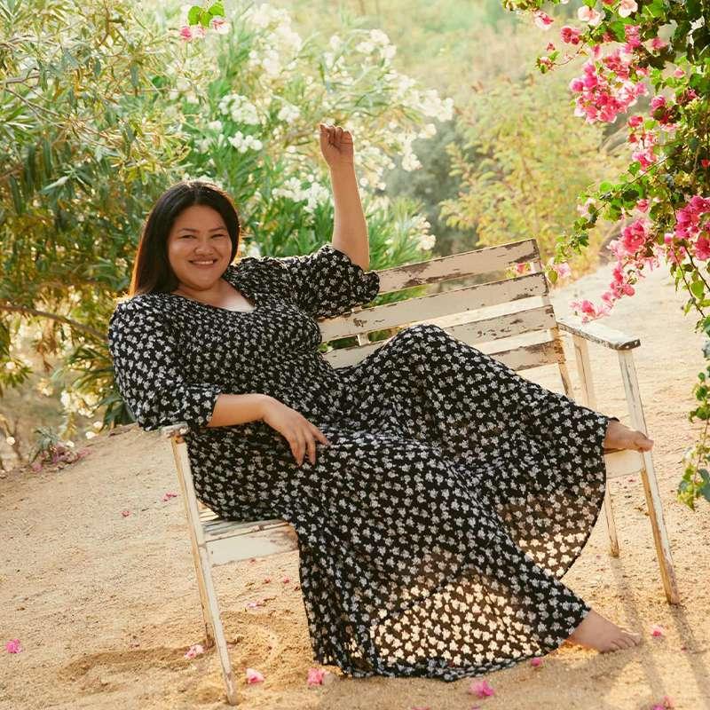Christy Dawn The Basil Dress