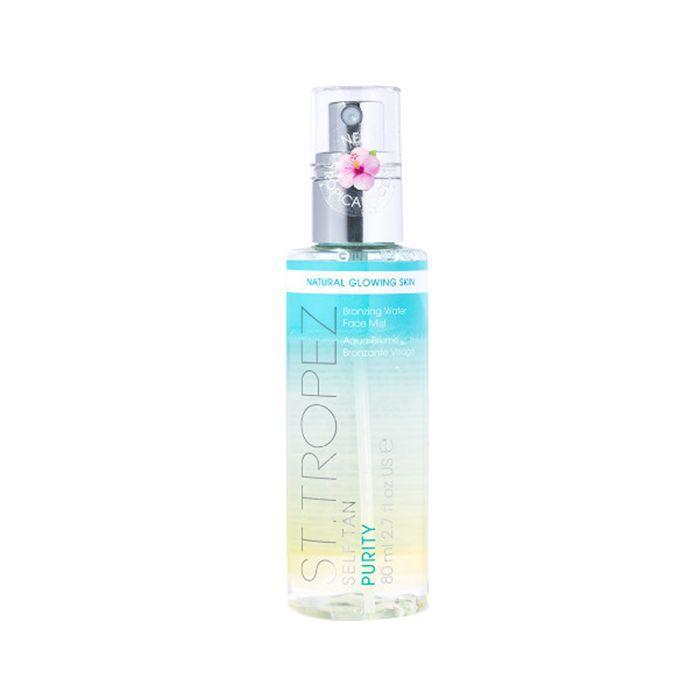 Self Tan Purity Bronzing Water Face Mist 2.7 oz/ 80 mL