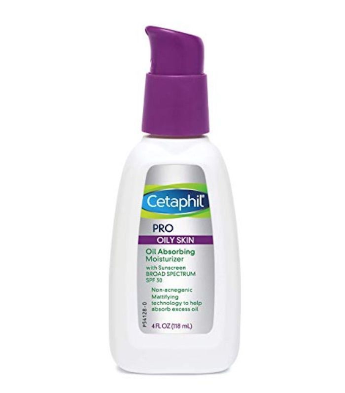 Pro Oil Absorbing Moisturizer With Spf 30