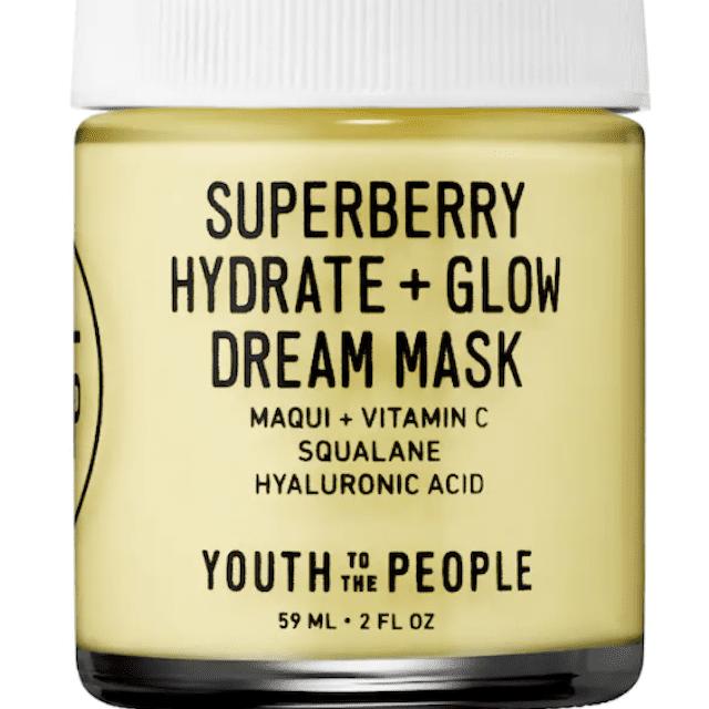 Superberry Hydrate + Glow Dream Mask