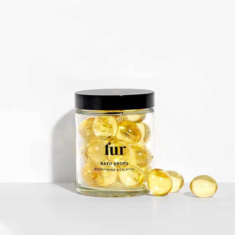 fur bath drops
