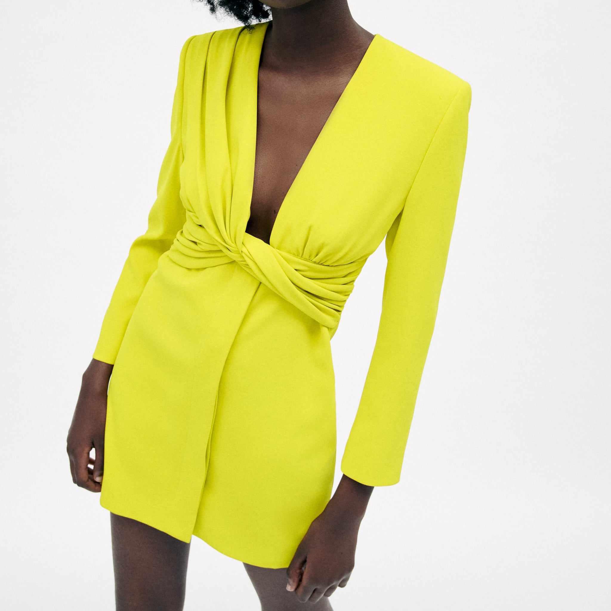 Zara Blazer Dress Limited Edition