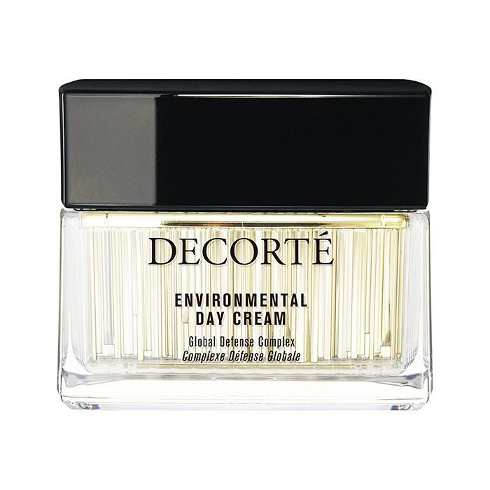 New beauty trends: Decorte Environmental Day Cream