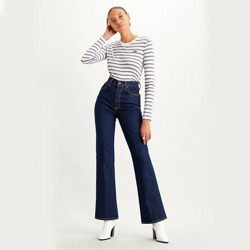 Premium Ribcage Bootcut Women's Jeans