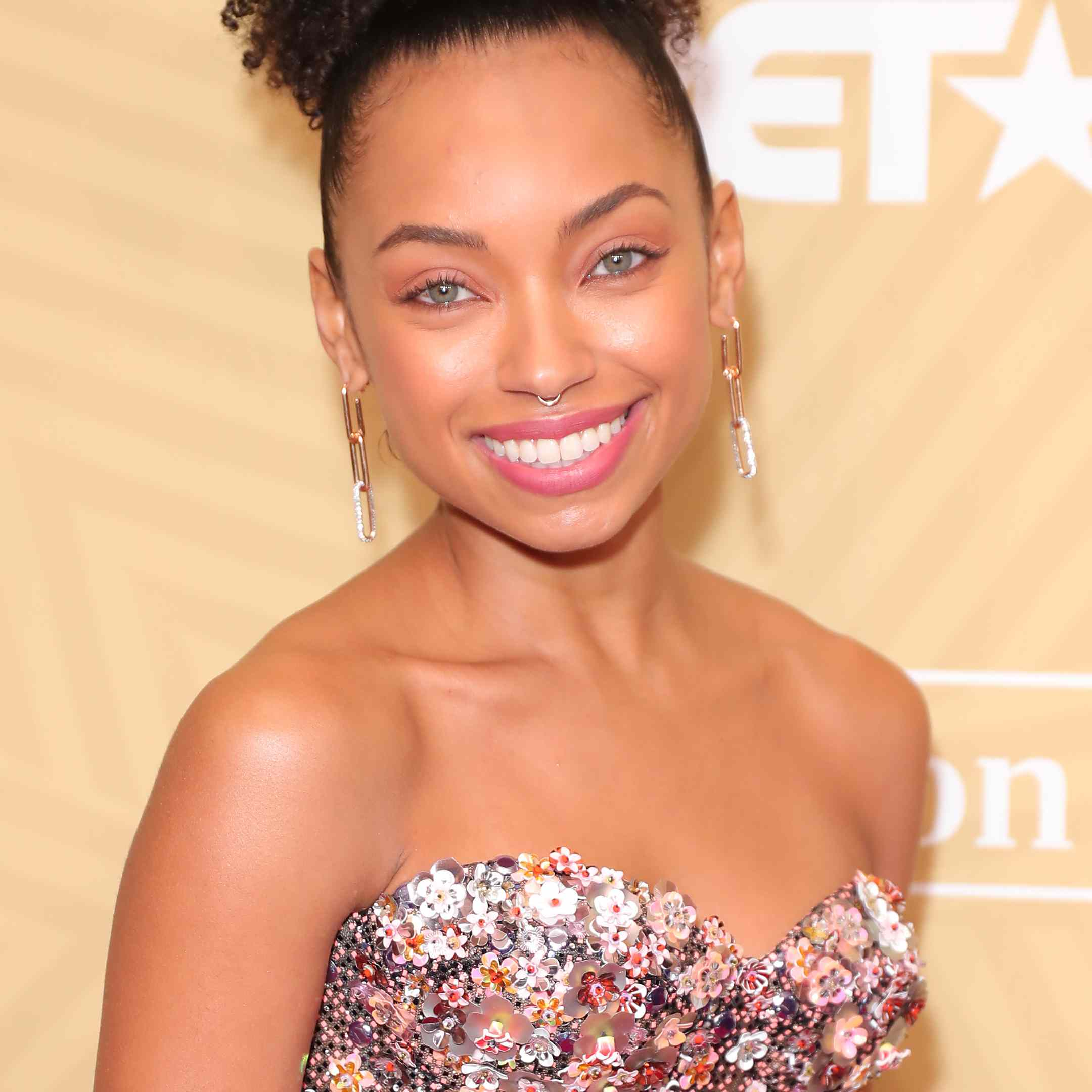 Logan Browning American Black Film Festival Honors Awards Ceremony - Arrivals