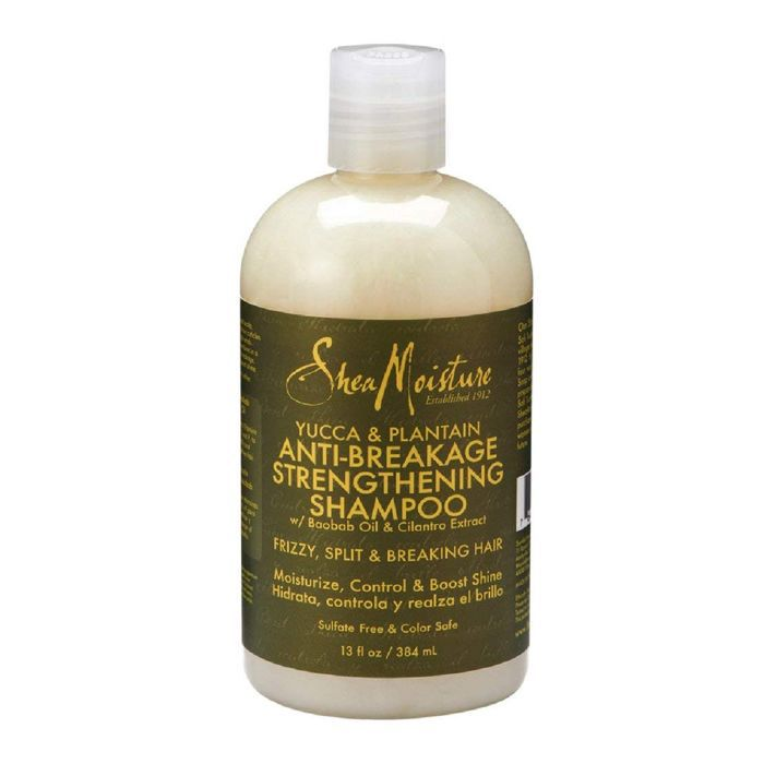 Shea Moisture Yucca and Plantain Anti-Breakage Strengthening Shampoo