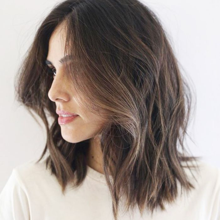 18 Stunning Photos of Lowlights for Brown Hair, Just in Time for Fall
