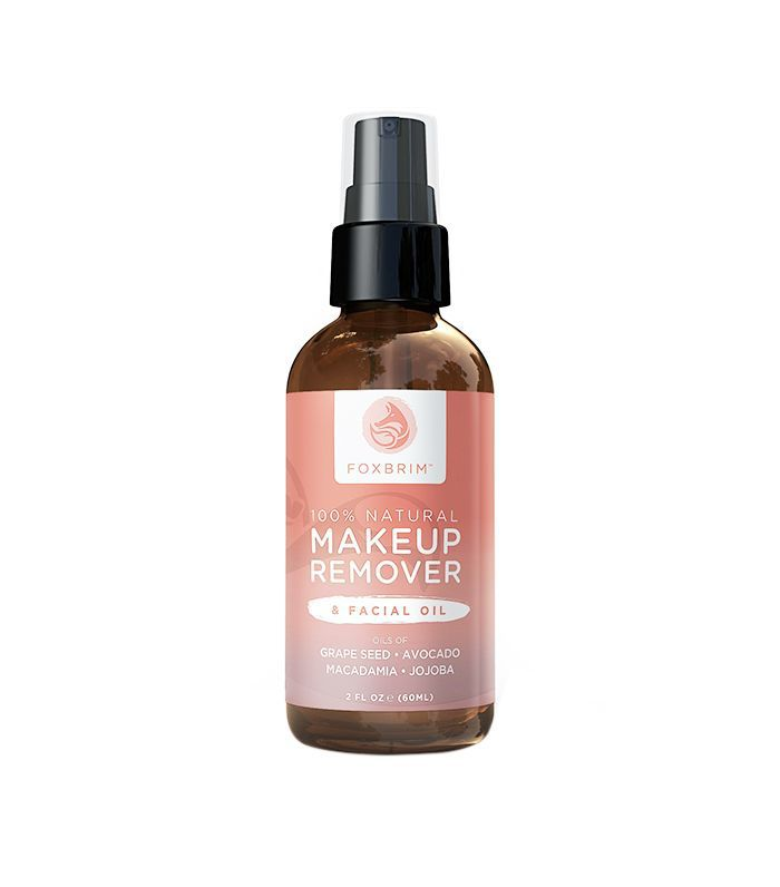 Foxbrim 100% Natural Makeup Remover and Facial Oil